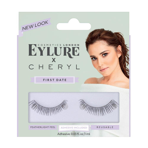 Cheryl X First Date - Eyelure False Eyelashes - Ditzy Doll