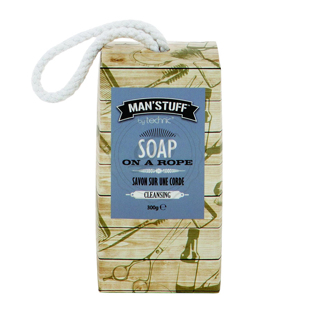 Mini Man'Stuff Soap On A Rope - Ditzy Doll