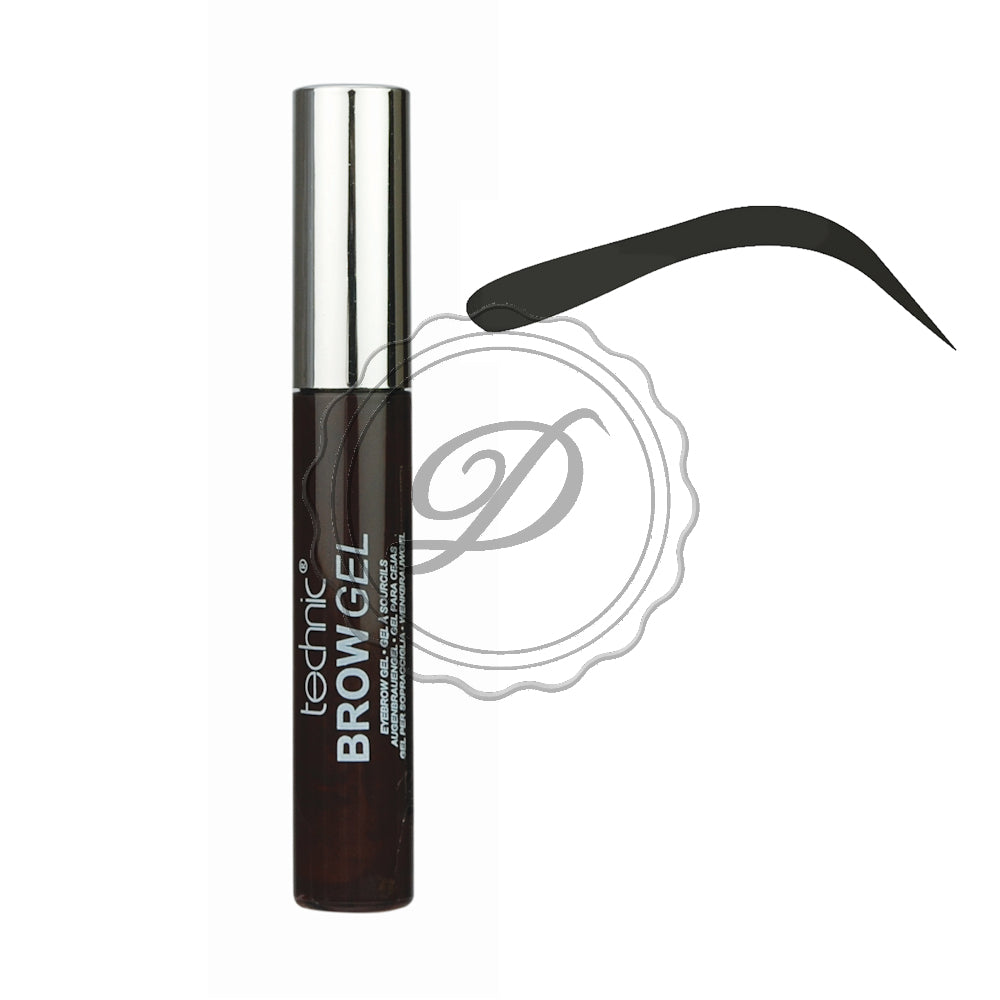 Eyebrow Gel - Black - Ditzy Doll