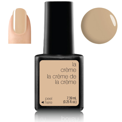 Sensationail Gel - La Creme
