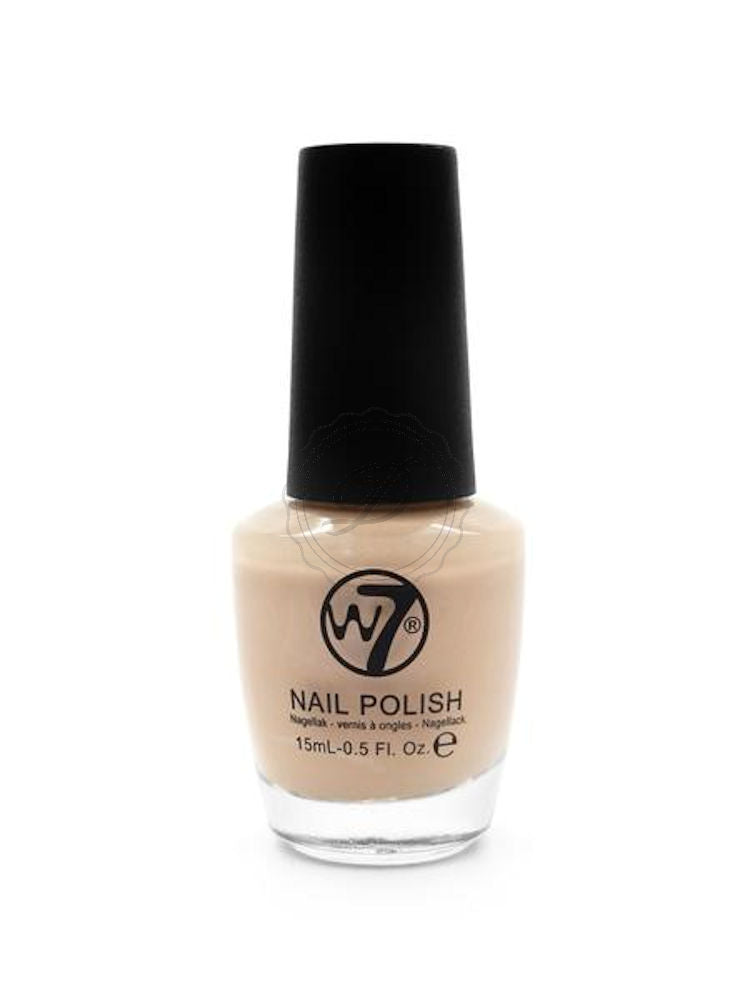 W7 Sweet Nude Natural Nail Polish 15ml