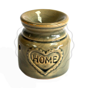 Small Home Oil Burner - Blue - Ditzy Doll