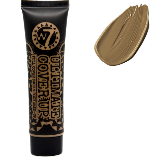 W7 Ultimate Cover Up Foundation No12