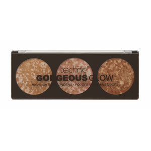 Gorgeous Glow Highlighter Palette