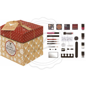 Cosmetic Cube Makeup Advent Calendar