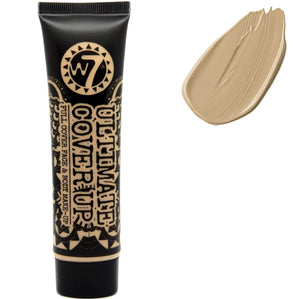 W7 Ultimate Cover Up Foundation No4