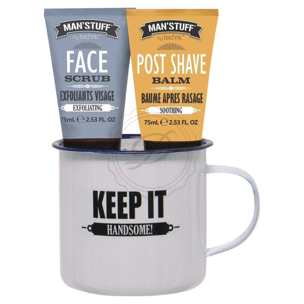 The Man Mug - Ditzy Doll