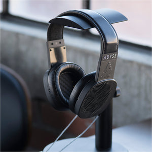 Abyss Diana Headphones Black Onyx
