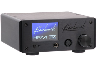 BENCHMARK HPA4 Headphone Amplifier / Preamplifier