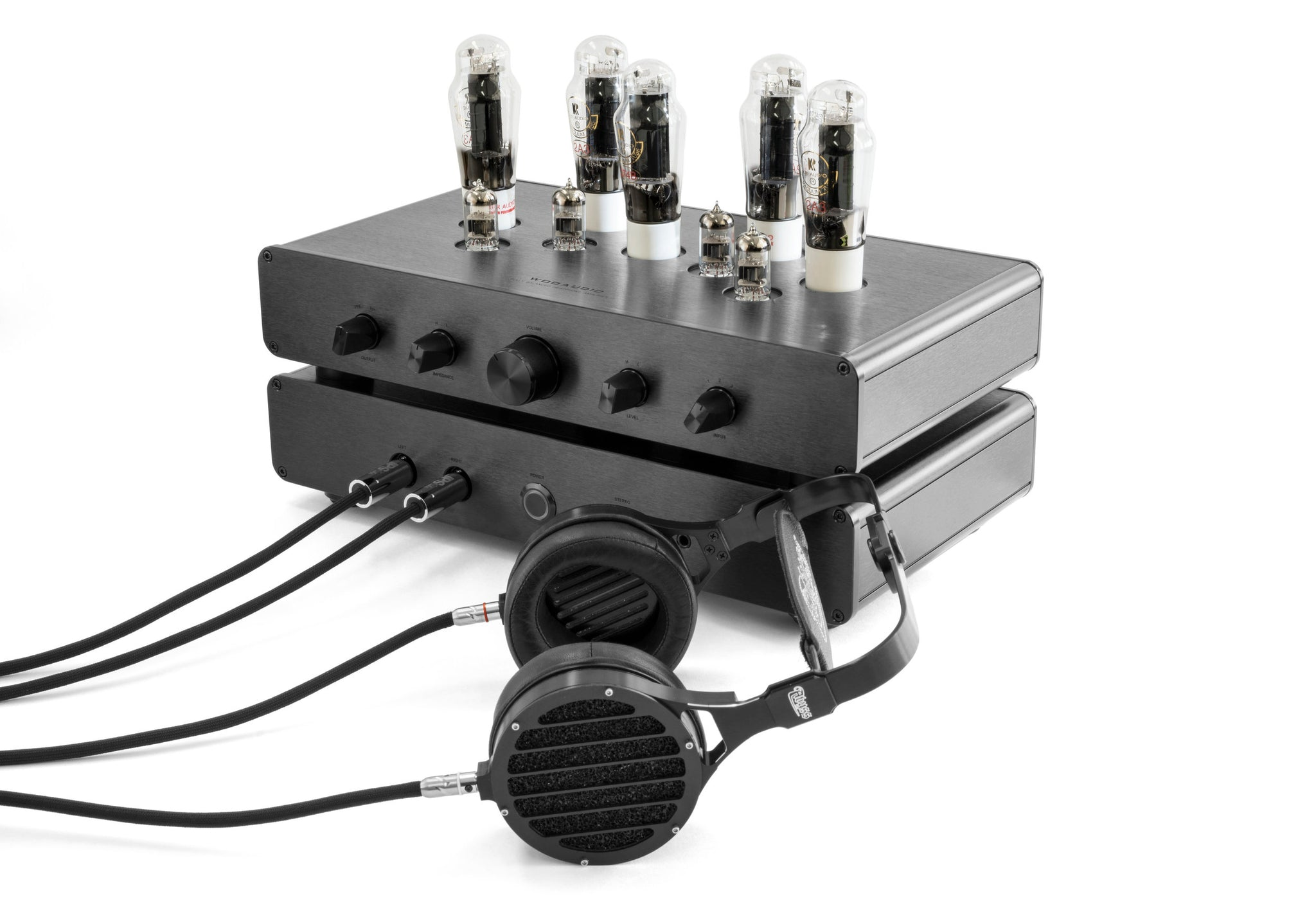 Woo Audio WA33 Fully Balanced Headphone Amplifier- JPS Labs Edition
