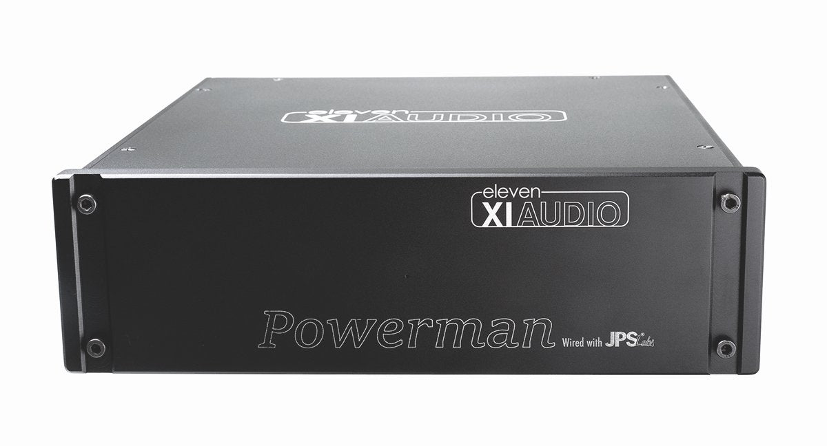 Eleven Audio XIAUDIO Powerman Power Supply
