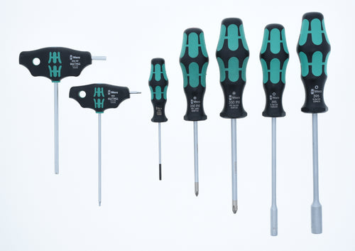 Wera LP12 Basic Tool Kit (NEW)