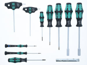 Wera LP12 Intermediate Tool Kit (NEW)