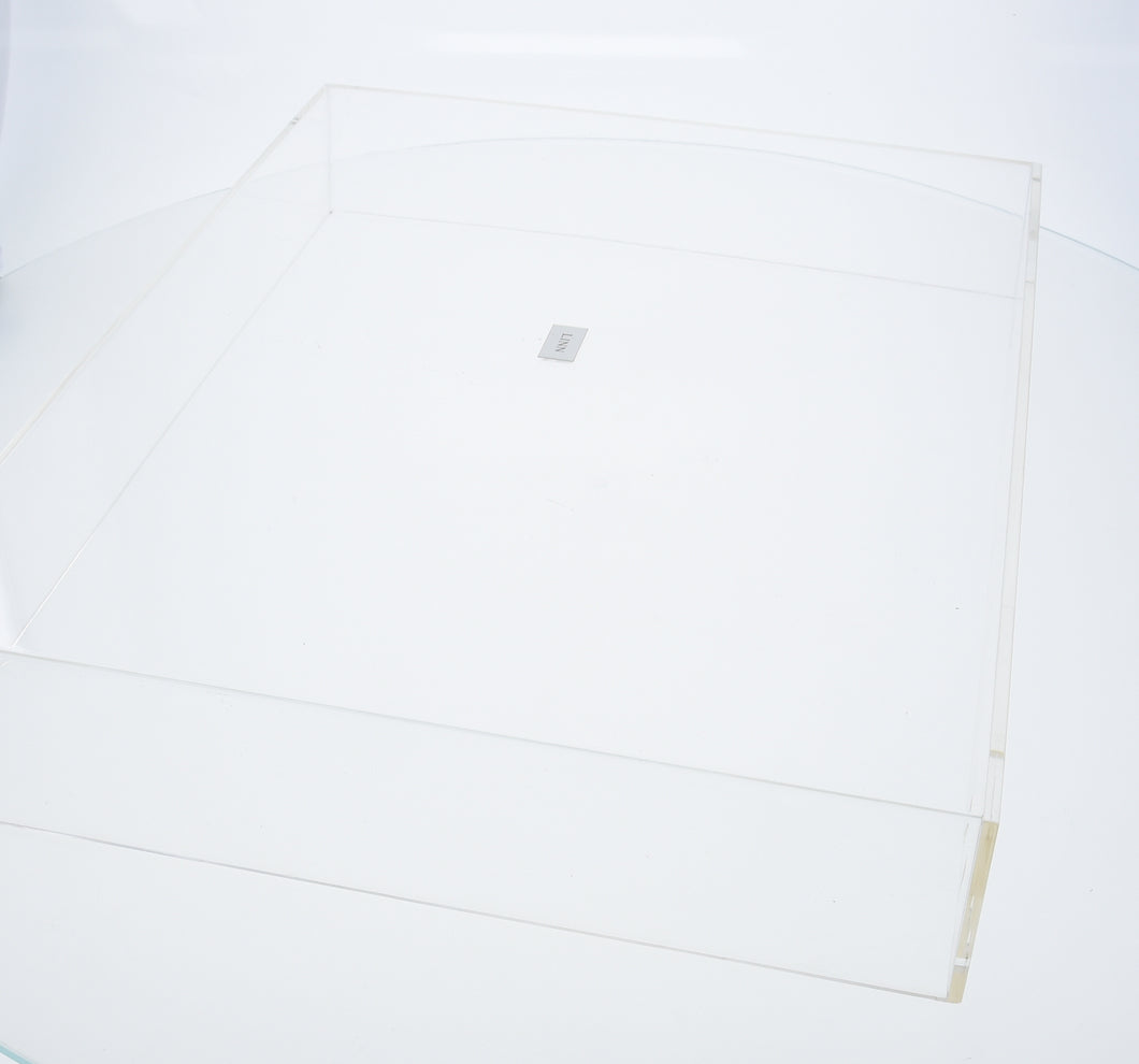 Linn LP12 Clear Lid  (Preowned, Ref 001409)