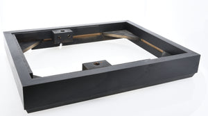Linn LP12  Black Ash Plinth   (Preowned, Ref 001580)