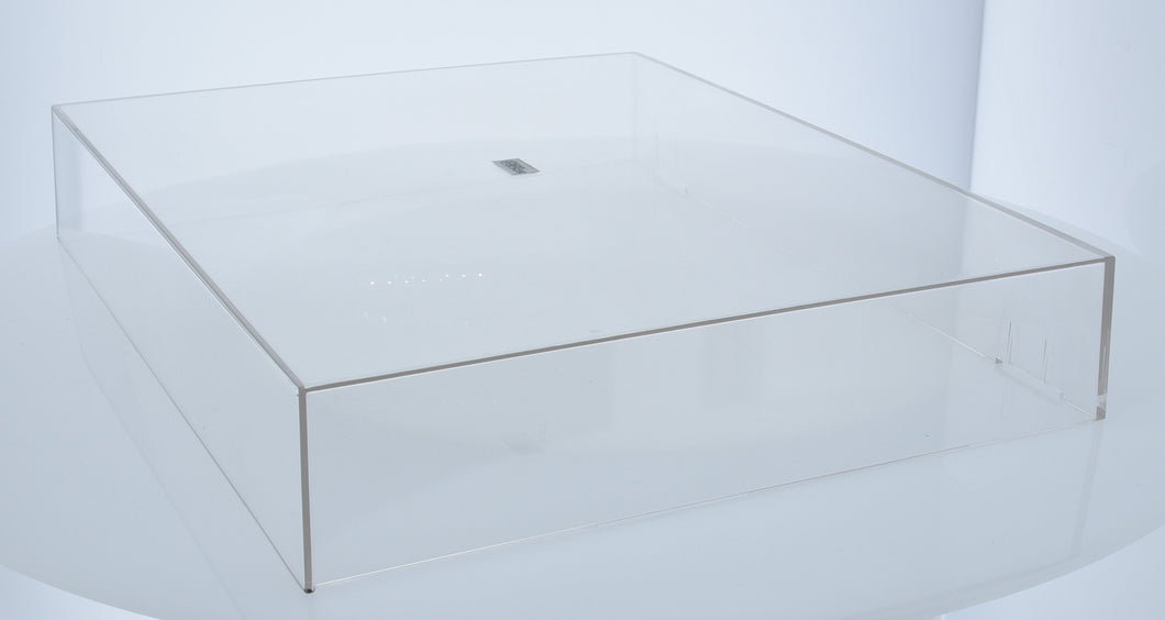 Linn LP12 Clear Lid    (Preowned, Ref 001737)