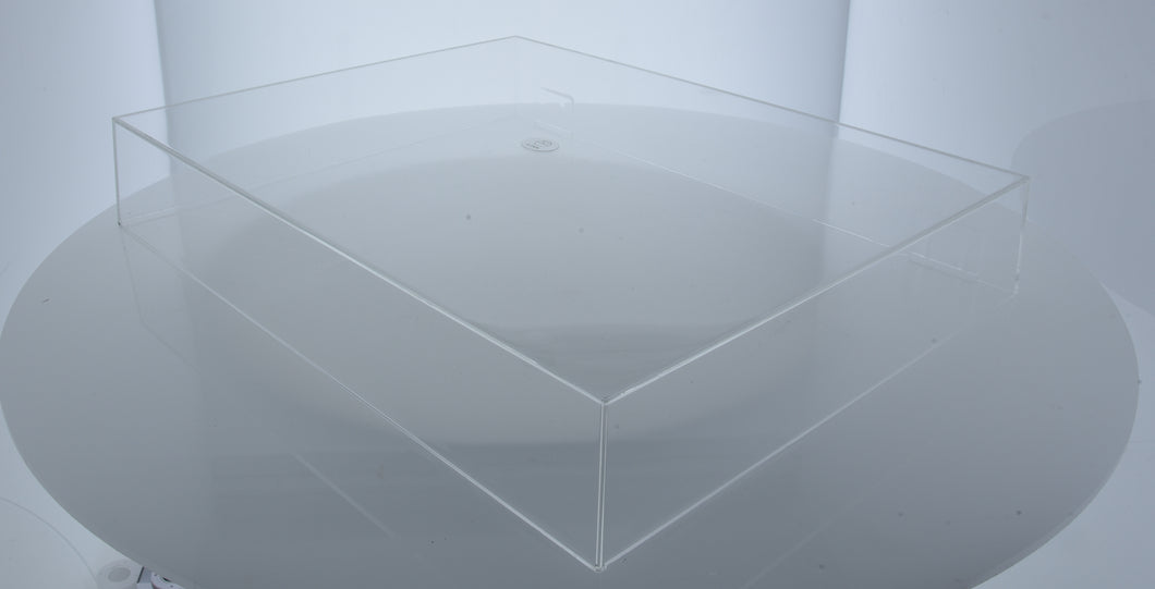 Linn LP12 Clear Lid    (Preowned, Ref 001658)