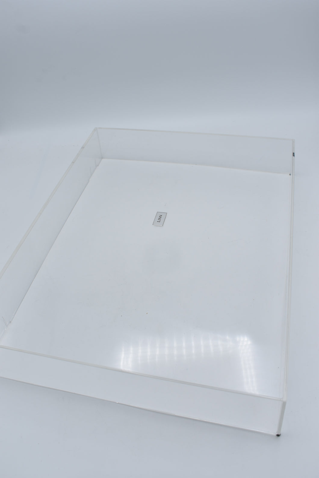 Linn LP12 Clear Lid  (Preowned, Ref 001309)