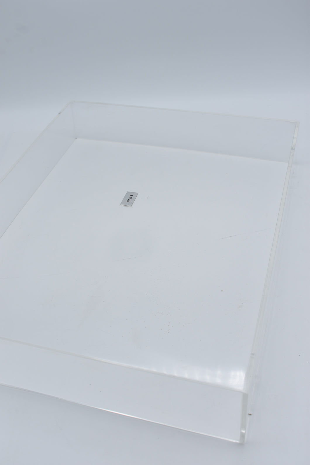 Linn LP12 Clear Lid  (Preowned, Ref 001290)