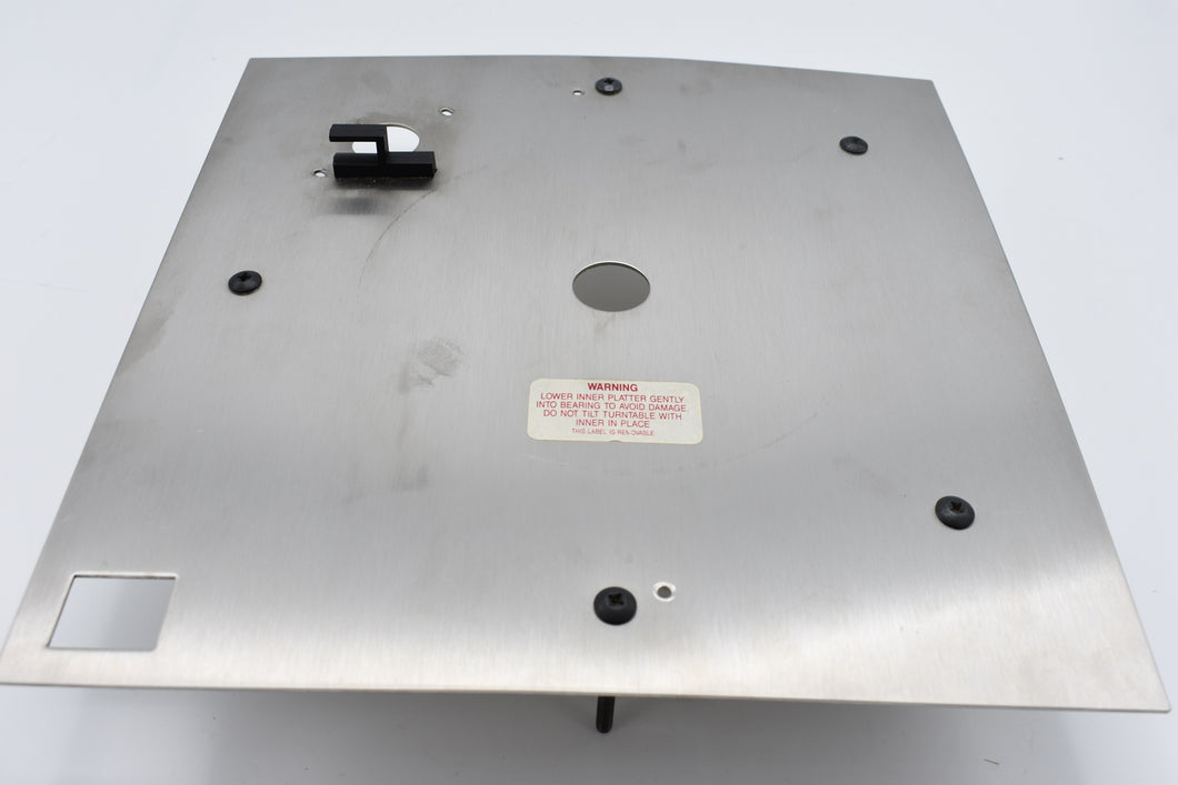 LP12 Top-Plate   (Preowned, Ref 000887)