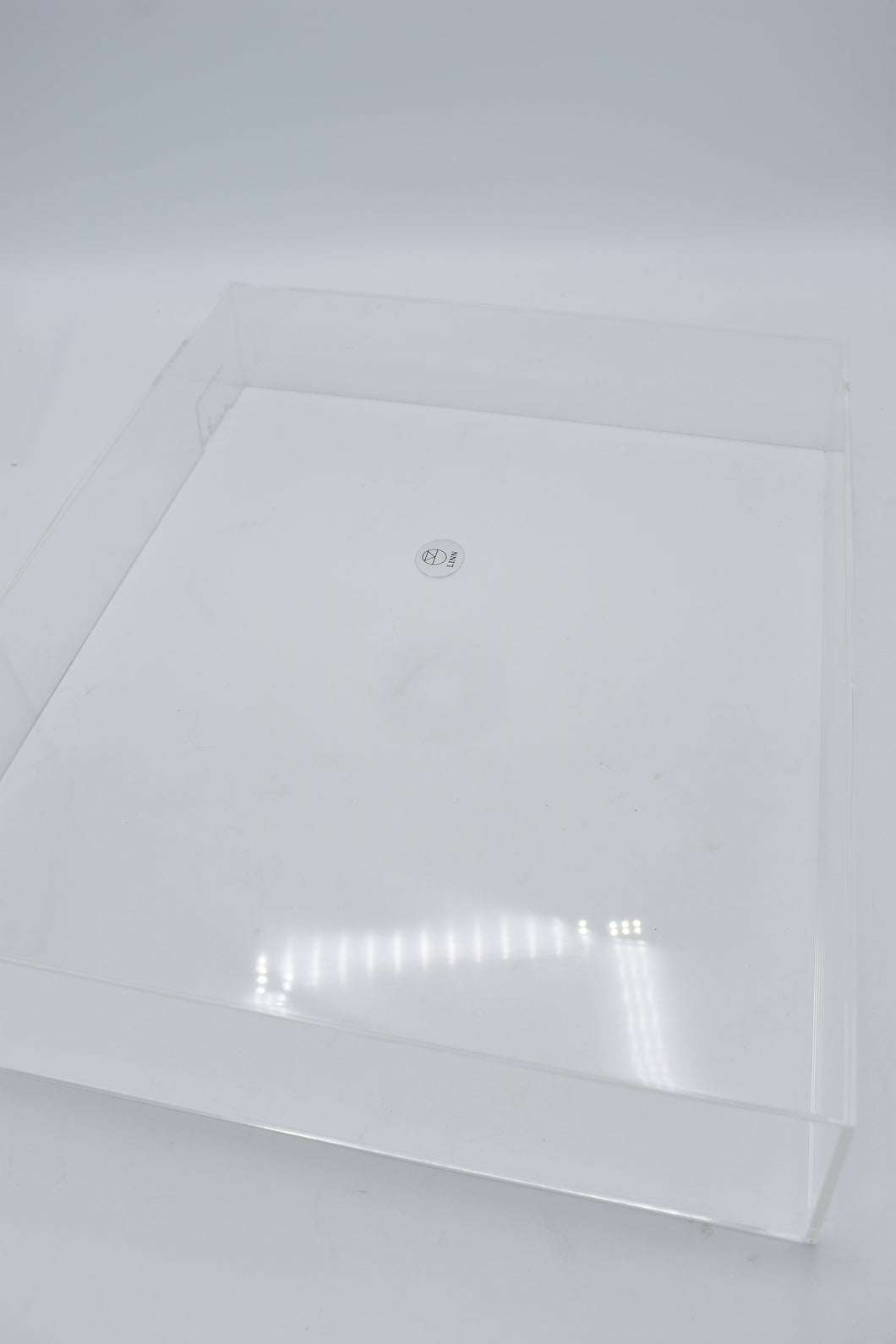 Linn LP12 Clear Lid (2018) (Preowned, Ref 000940)
