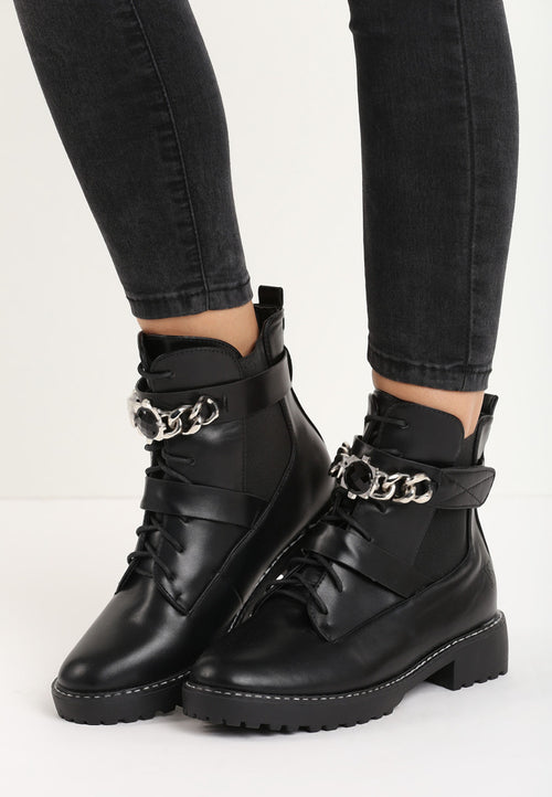 MELLISA Boot - Black