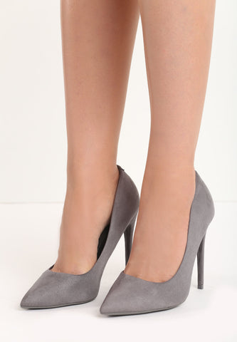 Amanda High Heel Pump - Purple