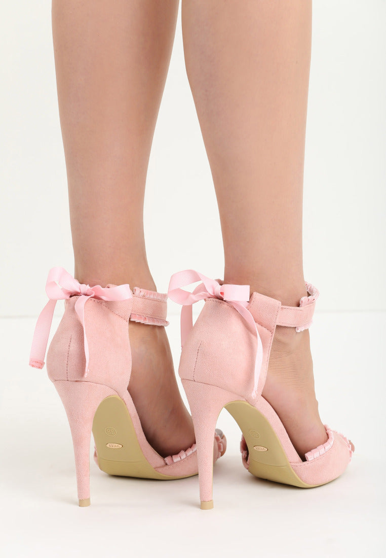 MICHELLE High Heel Sandal - Pink