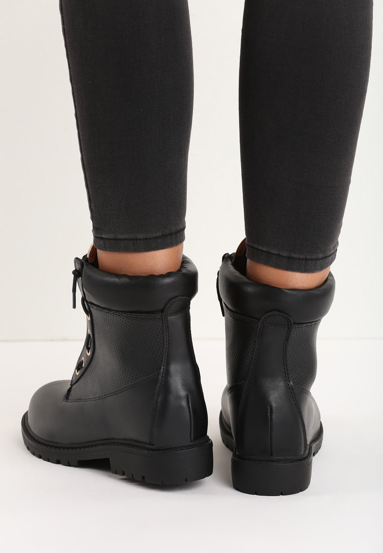 Cynthia Boot - Black