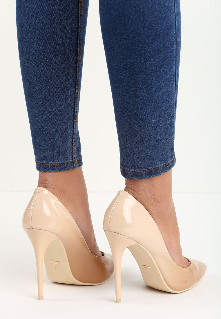 Debra High Heel Pump