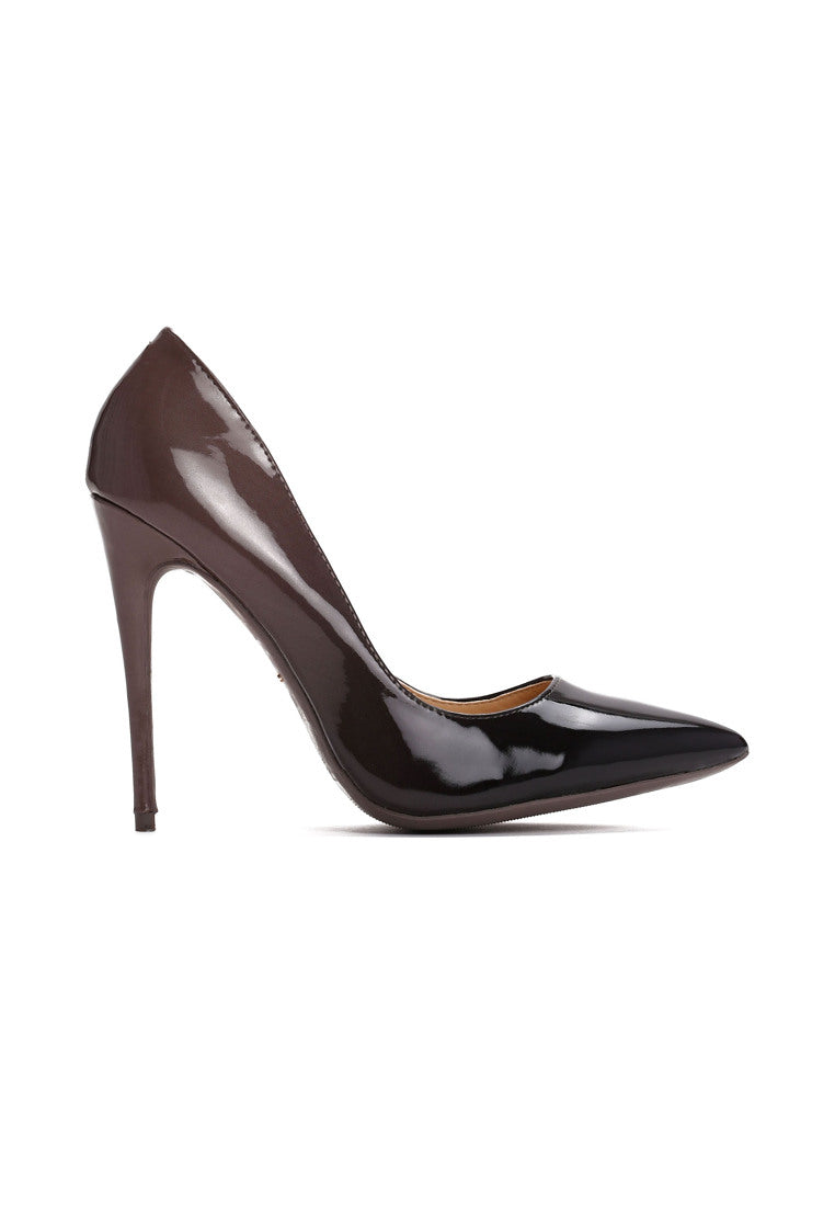 MARTHA High Heel Pump - Grey