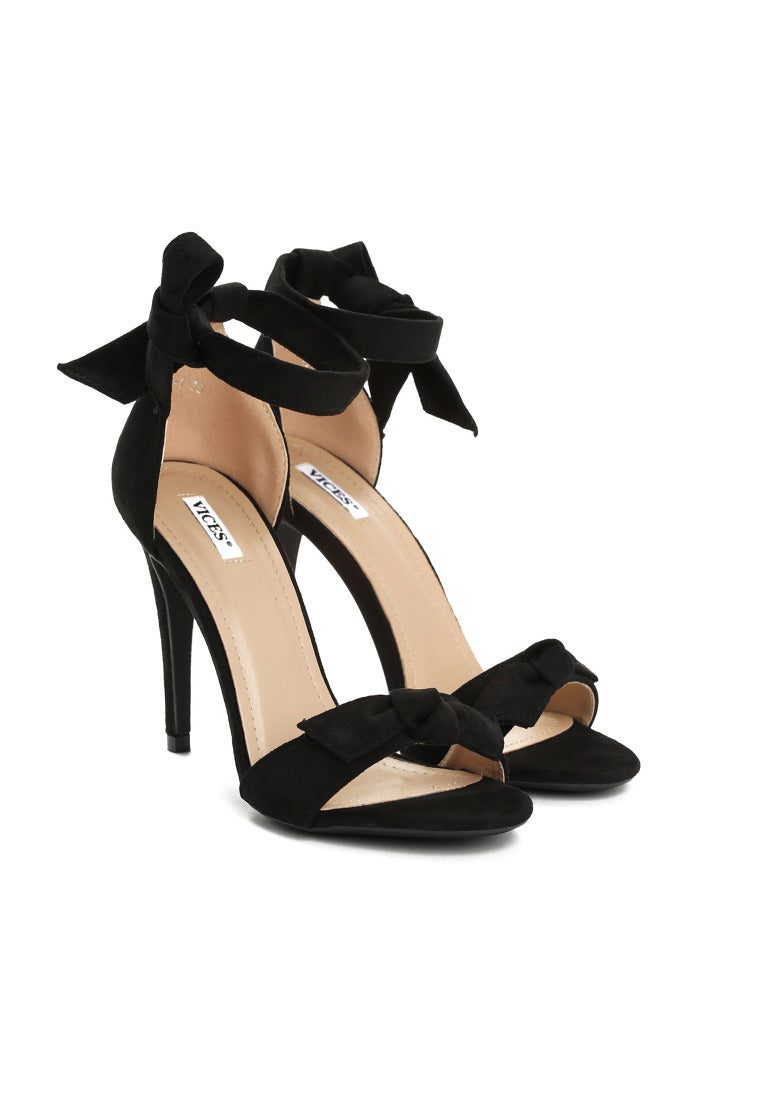 Helen High Heel Sandal - Black