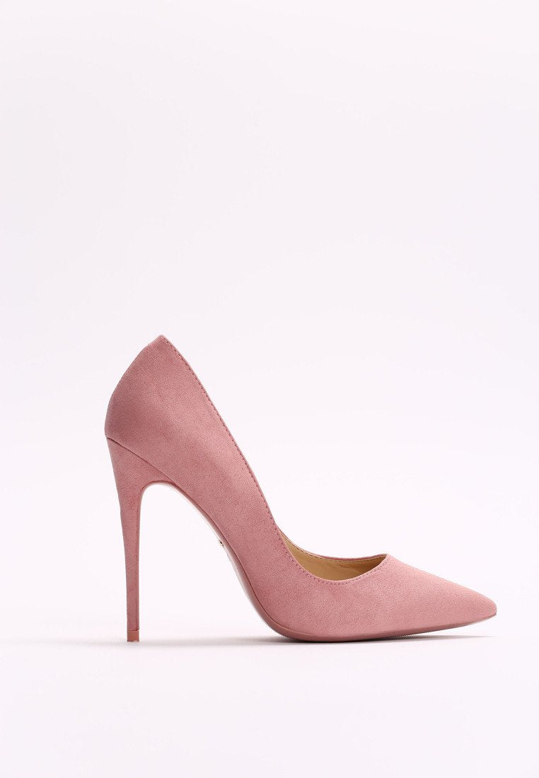 Pamela High Heel Pump - Pink