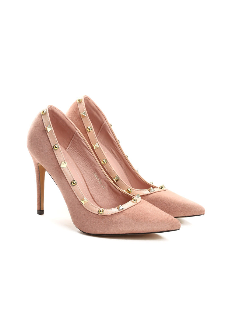 Shirley High Heel Pump - Pink