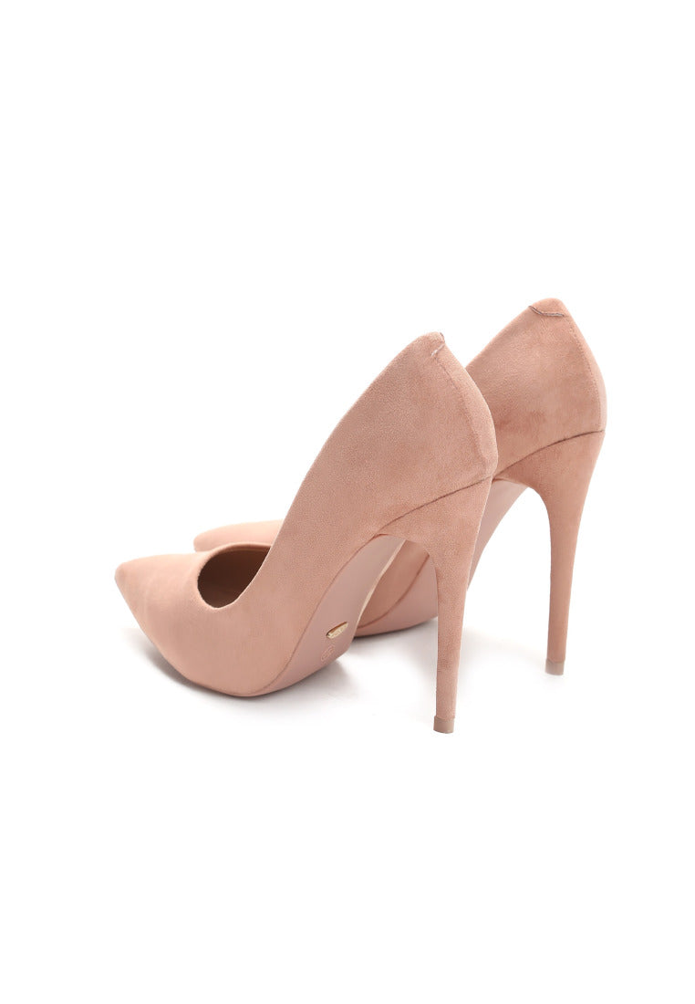 Evelyn High Heel Pump - Pink