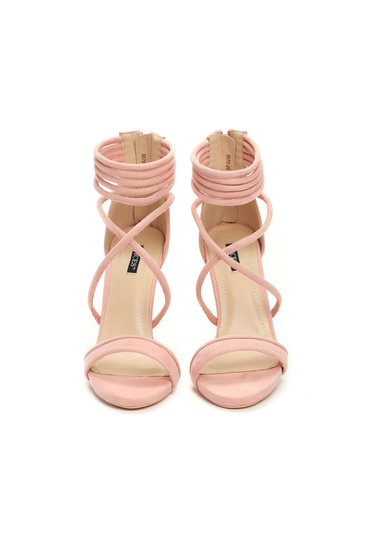 LAURA High Heel Sandal - Pink