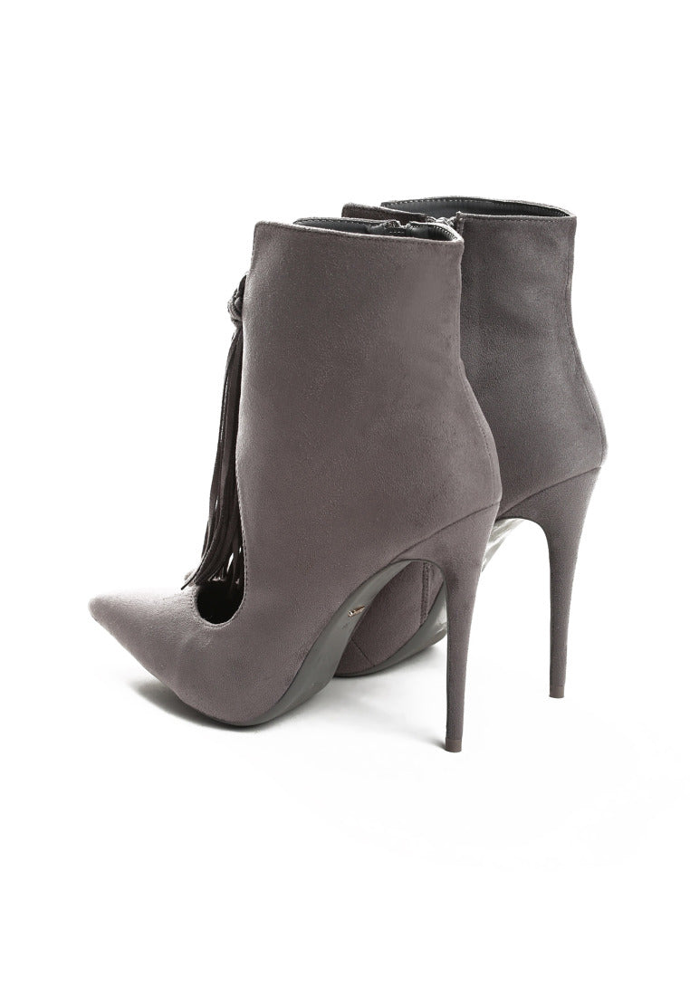 Christine High Heel Bootie