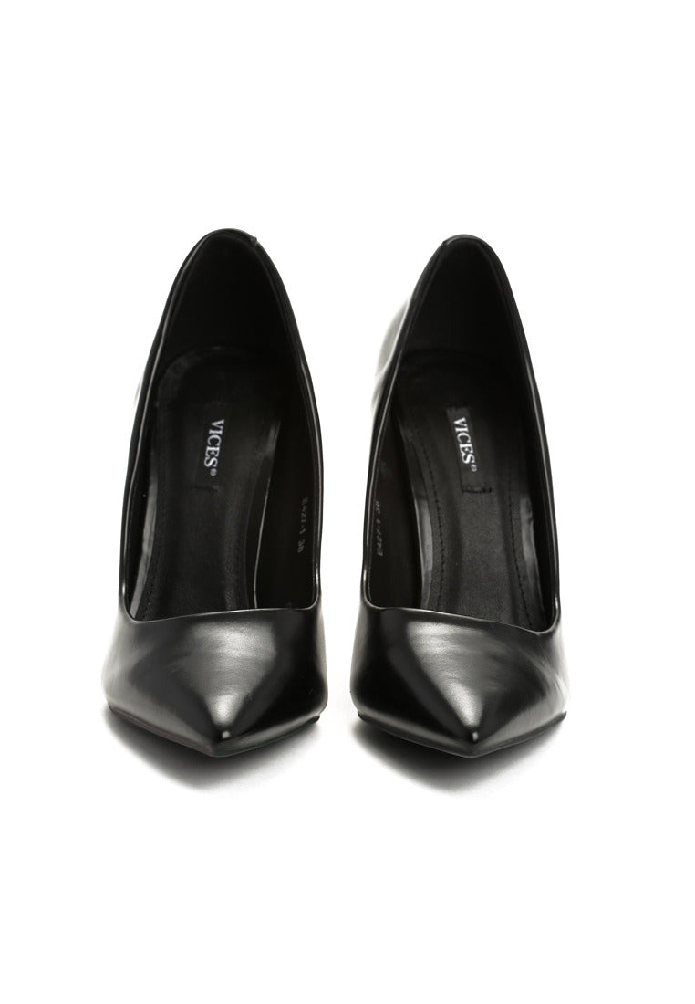 Phyllis High Heel Pump - Black