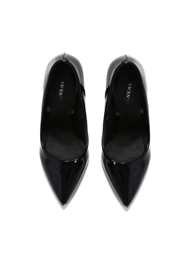 MARIE High Heel Pump - Black