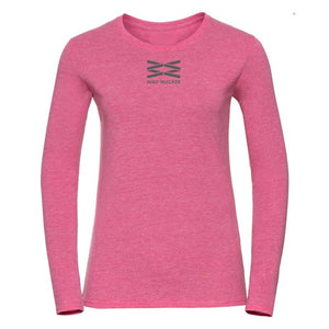 Lydia Base Layer - Pink Marl
