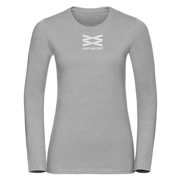 Lydia Base Layer -  Sport Grey