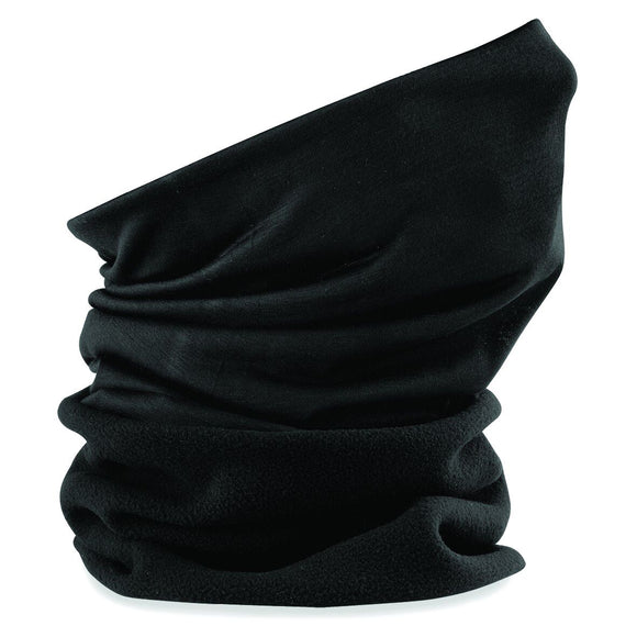 Snug Neck Warmer - Black