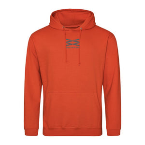 Arien Hoodie - Burnt Orange