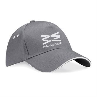 Hazel High Peak Base Ball Cap