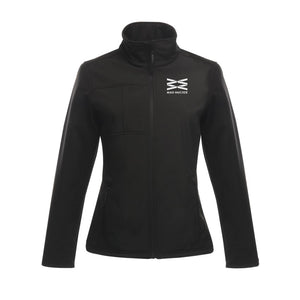 Orli Softshell Jacket - Black