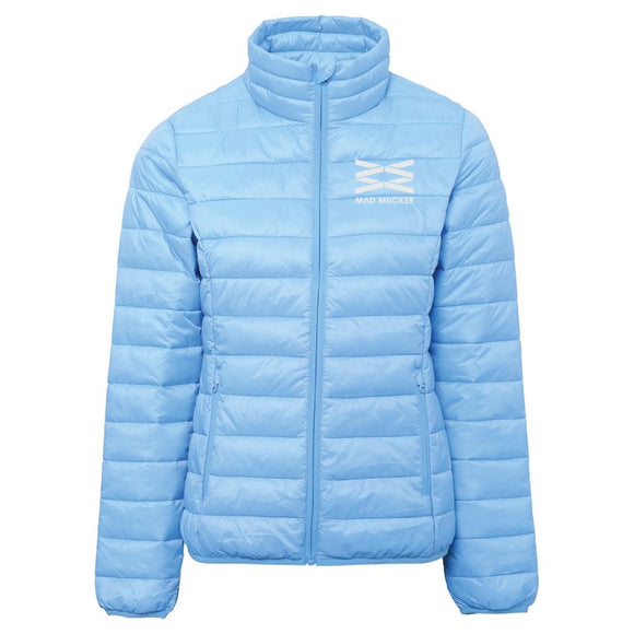 Unyss Padded Jacket - Ice Blue