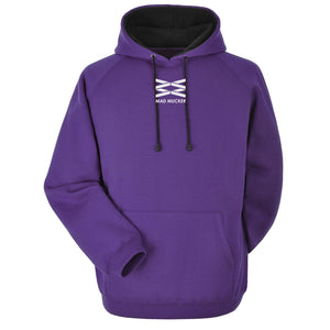 Artax Heavyweight Hoodie - Purple/Black
