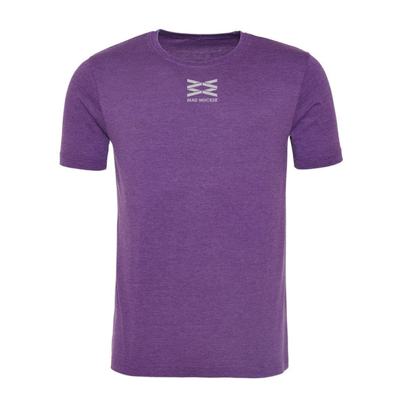 Arkle Washed T-Shirt - Amethyst