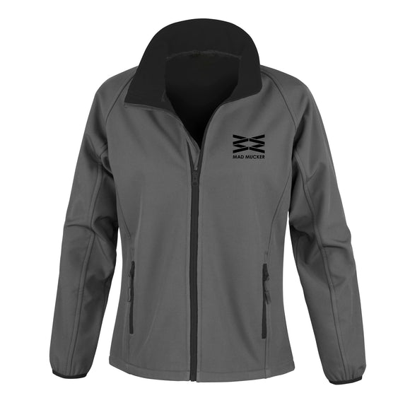 Maia Soft Shell Jacket - Grey