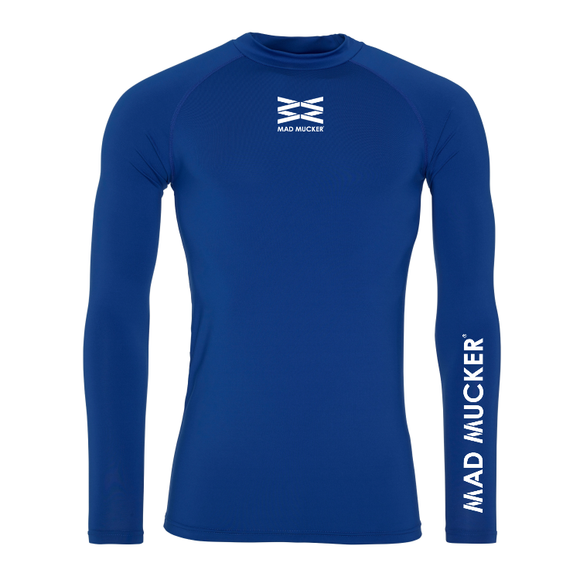 Kaelan Base Layer - Royal Blue